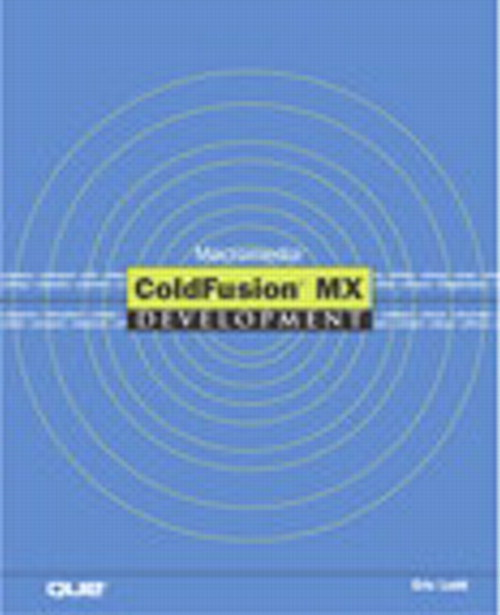 Macromedia ColdFusion MX Development