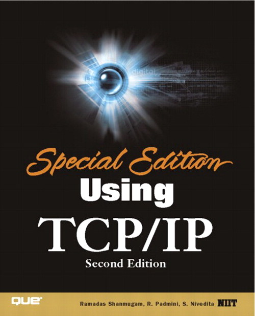 Special Edition Using TCP/IP, 2nd Edition