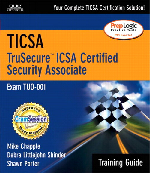 TICSA Training Guide