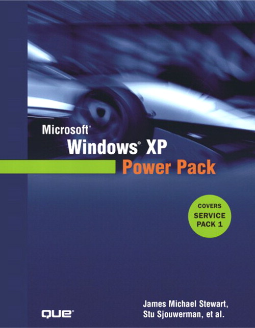 Microsoft Windows XP Power Pack