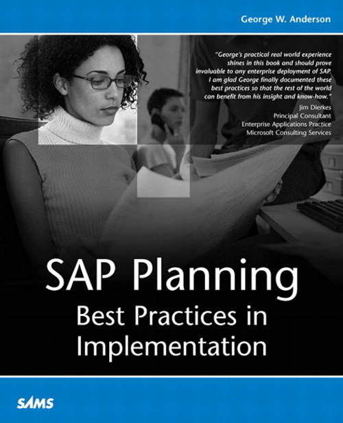 SAP Planning:  Best Practices in Implementation