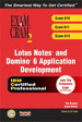 Lotus Notes and Domino 6 Application Development Exam Cram 2 (Exam 610, 611, 612)