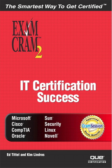 IT Certification Success Exam Cram 2