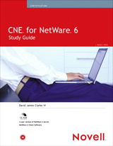 CNE for NetWare 6 Study Guide