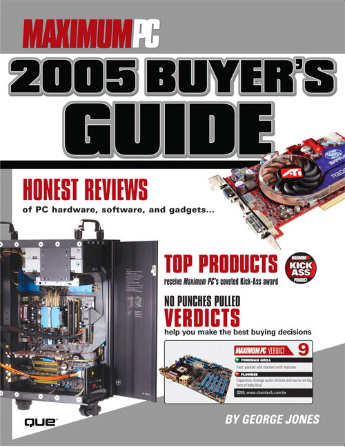 Maximum PC 2005 Buyer's Guide