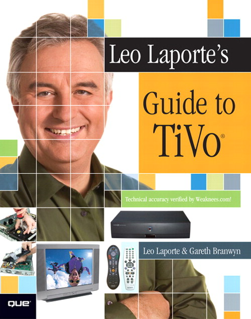 Leo Laporte's Guide to TiVo