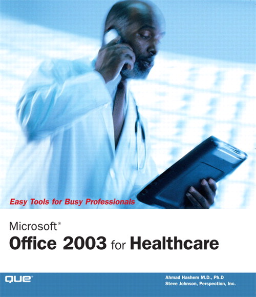 Microsoft Office 2003 for Healthcare