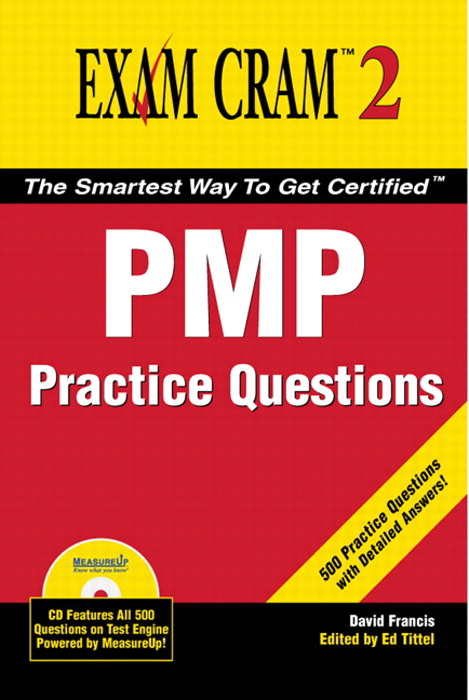 QUESTIONS CERTIFICATION PMP SAMPLE