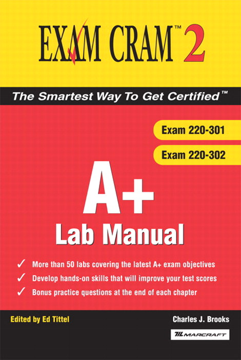 A+ Exam Cram 2 Lab Manual