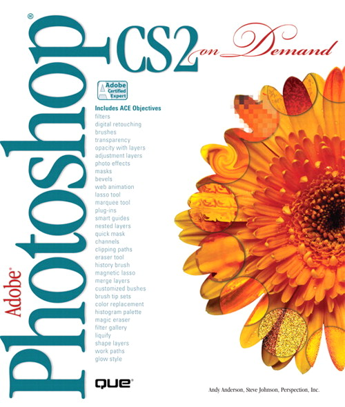 Adobe Photoshop CS2 On Demand