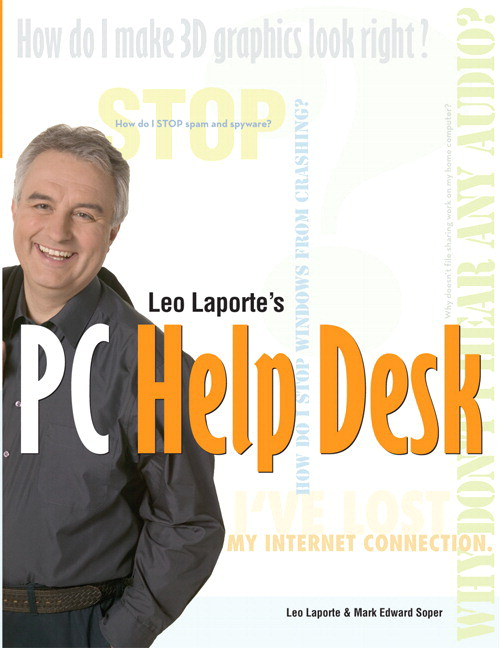 Leo Laporte's PC Help Desk