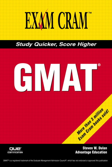 GMAT Exam Cram