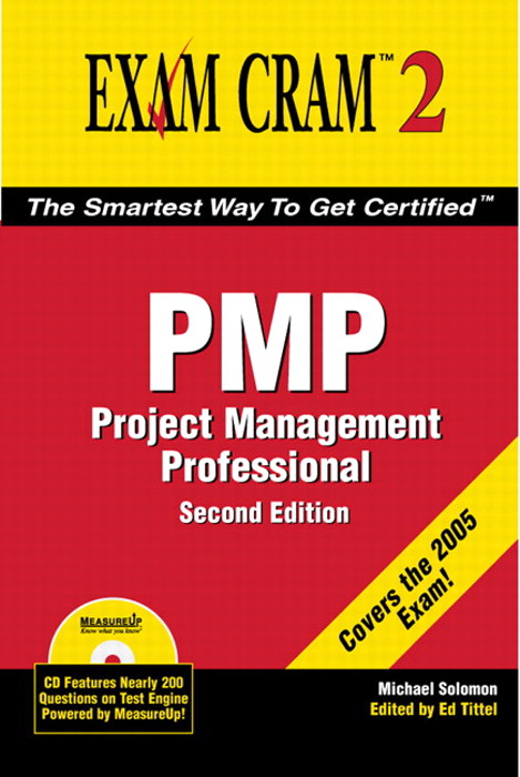 PMP Exam Cram 2, 2nd Edition