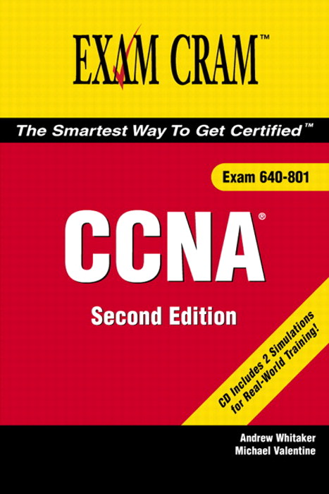 CCNA Exam Cram 2, 2nd Edition