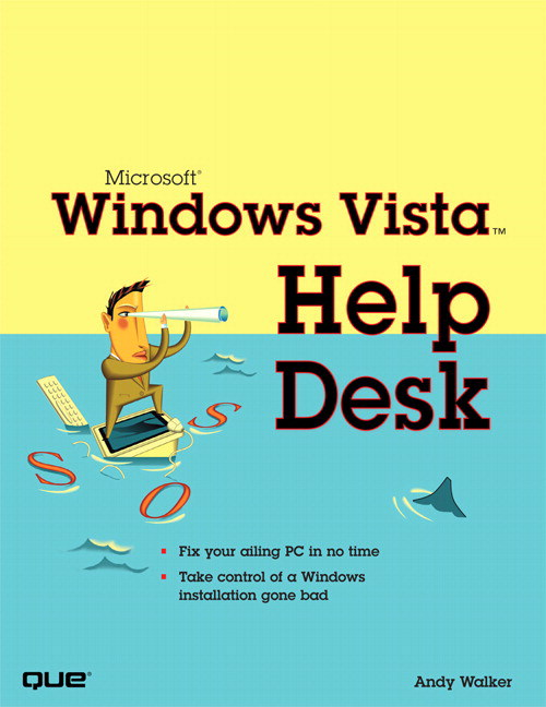 Microsoft Windows Vista Help Desk