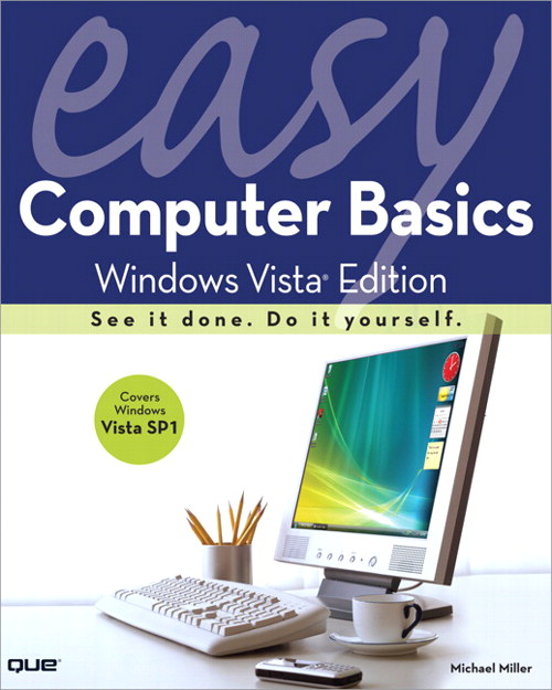 Easy Computer Basics, Windows Vista Edition