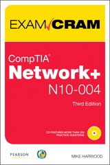 CompTIA Network+ N10-004 Exam Cram, 3rd Edition