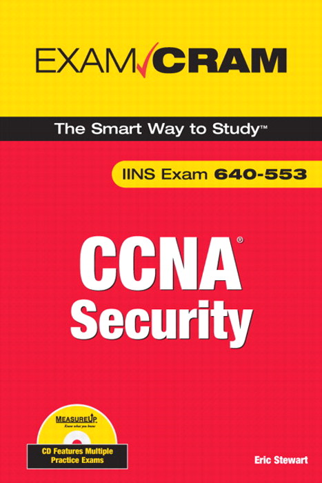 CCNA Security Exam Cram  (Exam IINS 640-553)