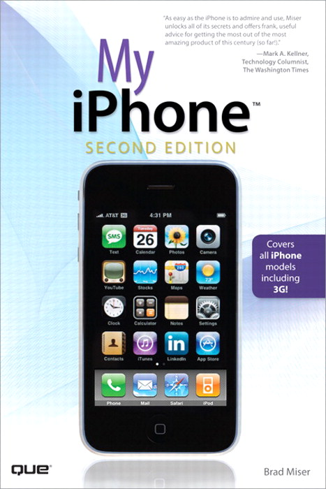 My iPhone, 2nd Edition