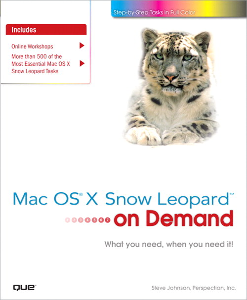 Mac OS X Snow Leopard On Demand