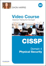 CISSP Video Course Domain 4 - Physical Security, Downloadable Version