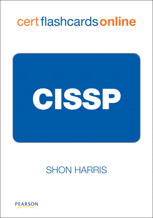 CISSP Cert Flash Cards Online
