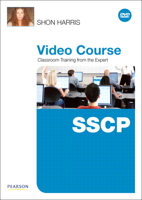 SSCP Video Course, Downloadable Version