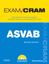ASVAB Exam Cram: Armed Services Vocational Aptitude Battery, 2nd Edition