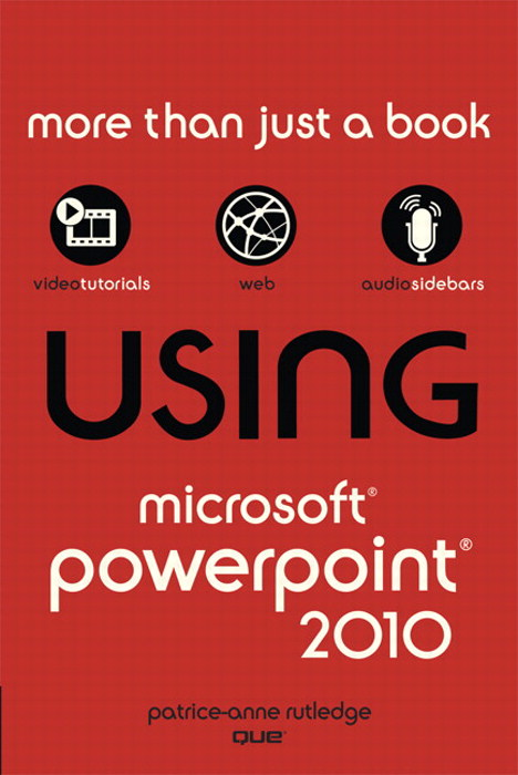 Using Microsoft PowerPoint 2010