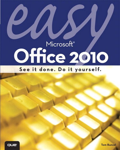 Easy Microsoft Office 2010