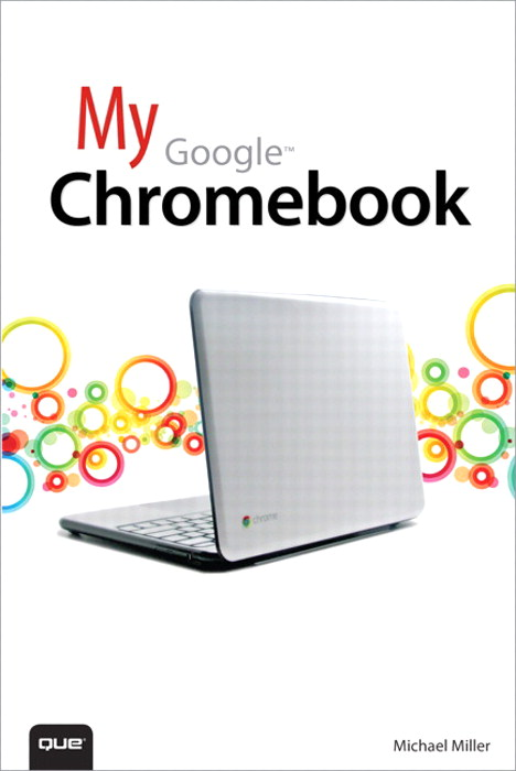 My Google Chromebook