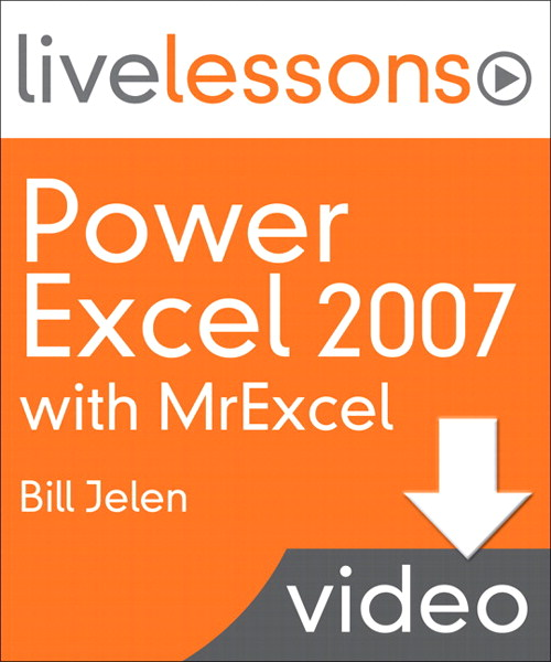 Power Excel 2007: Sorting and Subtotals, Downloadable Version
