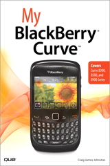 My BlackBerry Curve