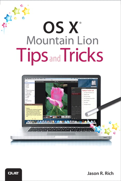 OS X Mountain Lion Tips and Tricks