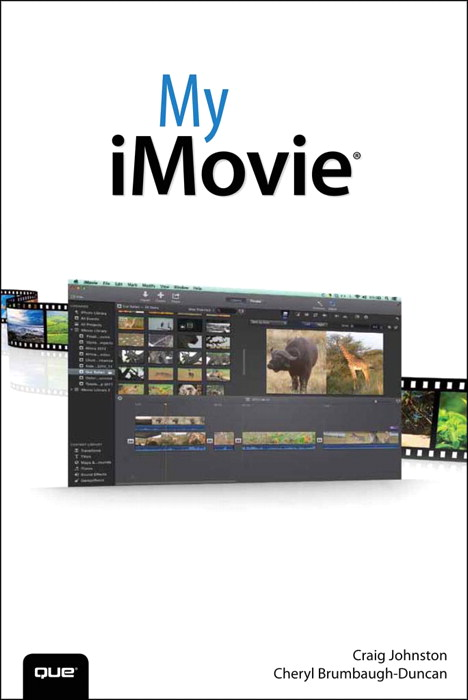 Editing and Correcting Movie Clips in iMovie