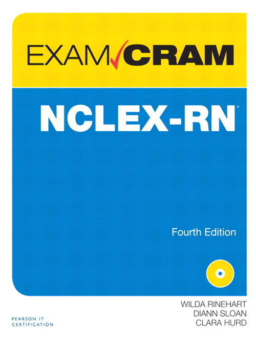 NCLEX-RN Exam Cram, 4th Edition
