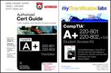 CompTIA A+ 220-801 and 220-802 Cert Guide, Deluxe Edition with MyITCertificationLab with Pearson eText Bundle, v5.9, 3rd Edition