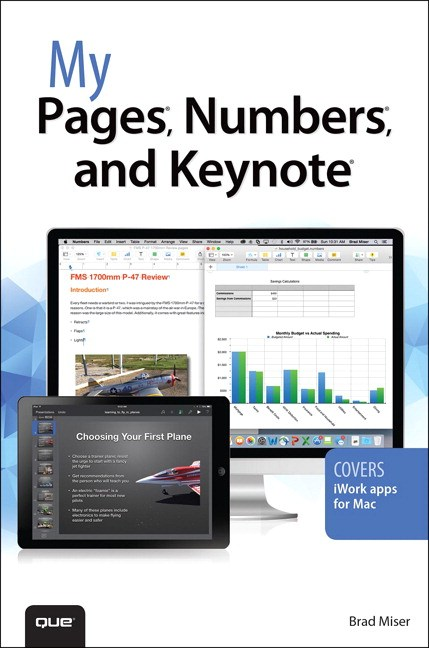 My Pages, Numbers, and Keynote (for Mac and iOS)
