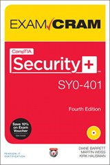 CompTIA Security+ SYO-401 Exam Cram, 4th Edition