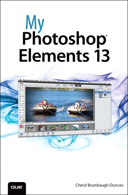 My Photoshop Elements 13