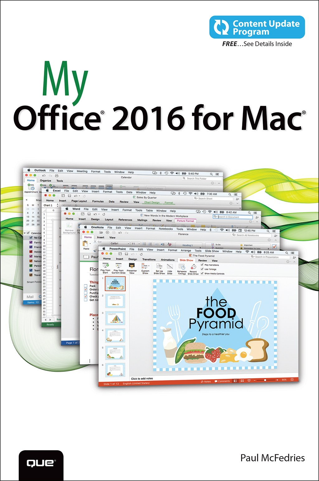 My Office 2016 for Mac  (includes Content Update Program)