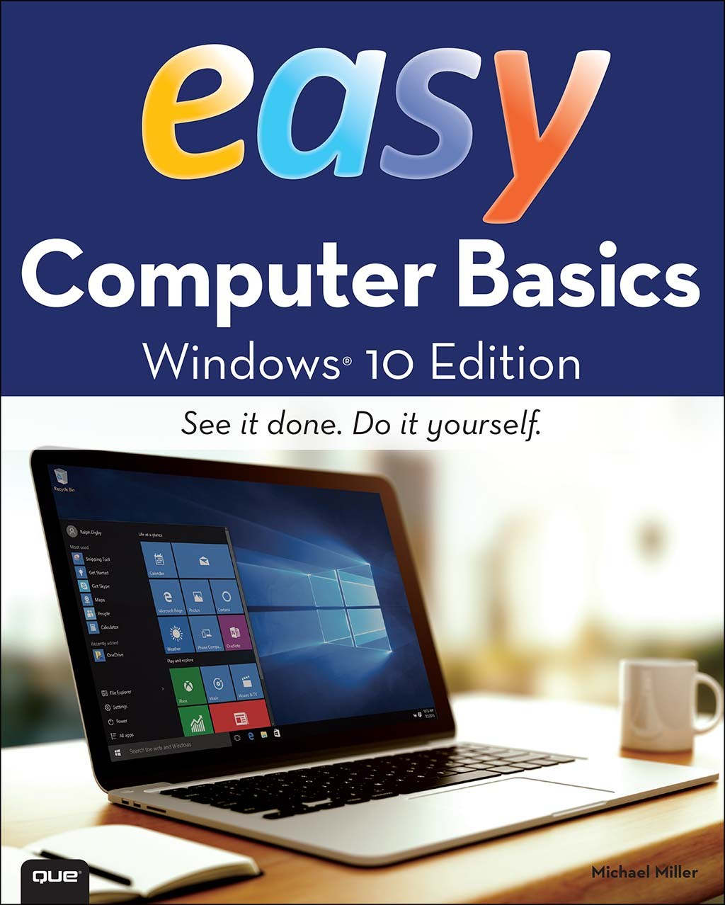 Easy Computer Basics, Windows 10 Edition