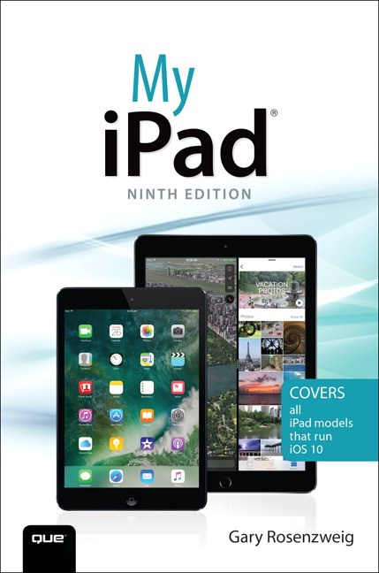 My iPad, 9th Edition