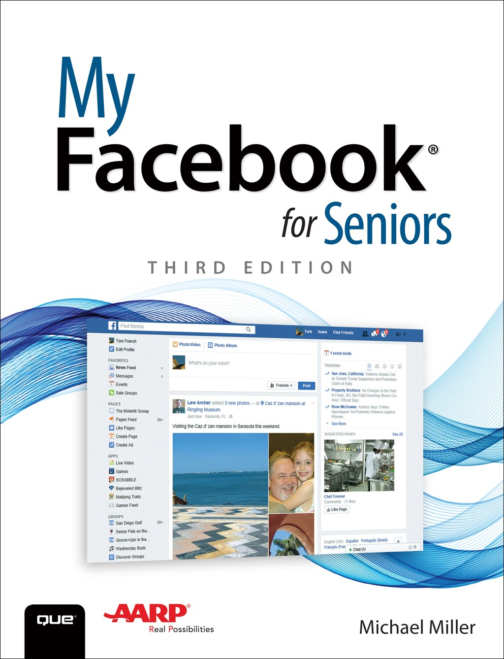 My Facebook for Seniors, 3rd Edition