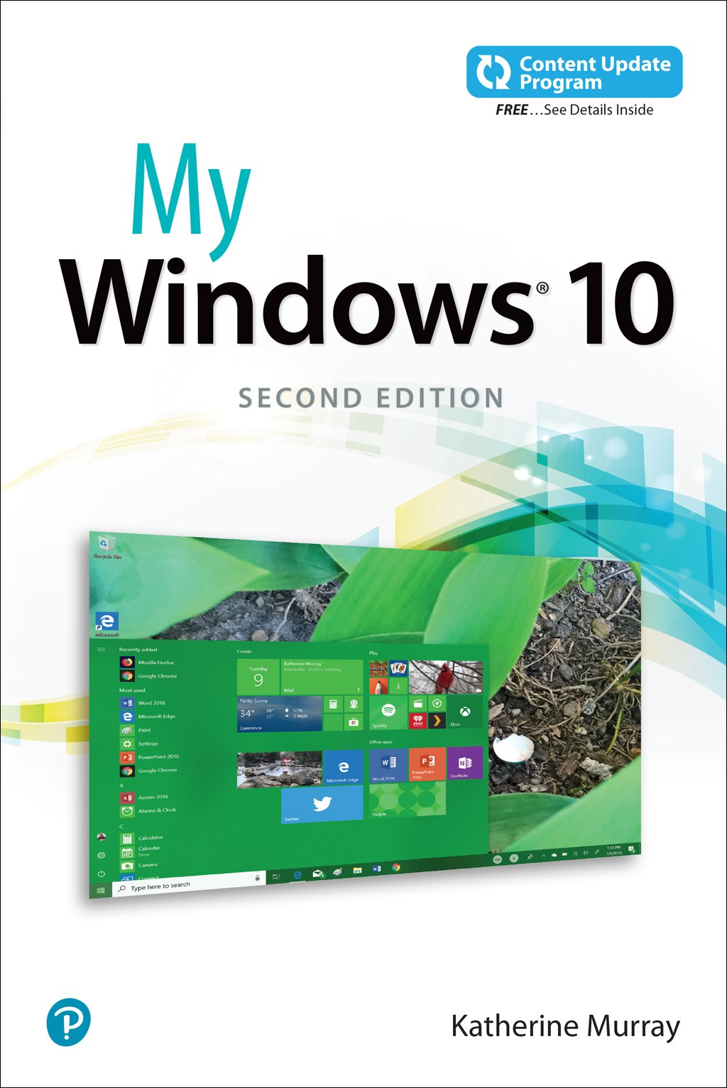 My Windows 10 (includes video and Content Update Program), 2nd Edition