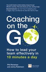 Coaching on the Go: How to lead your team effectively in 10 minutes a day