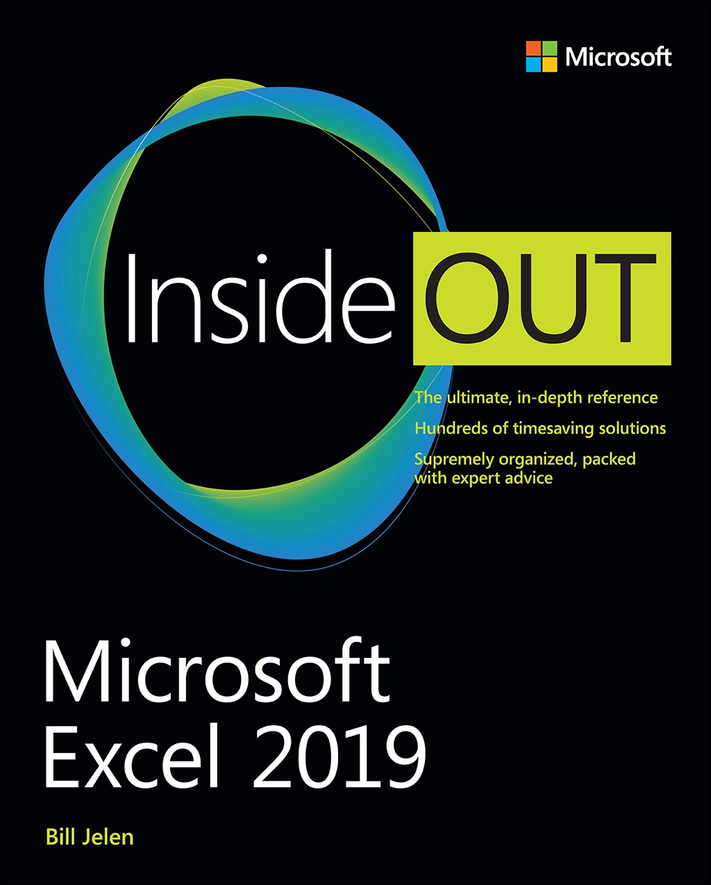 Microsoft Excel 2019 Inside Out