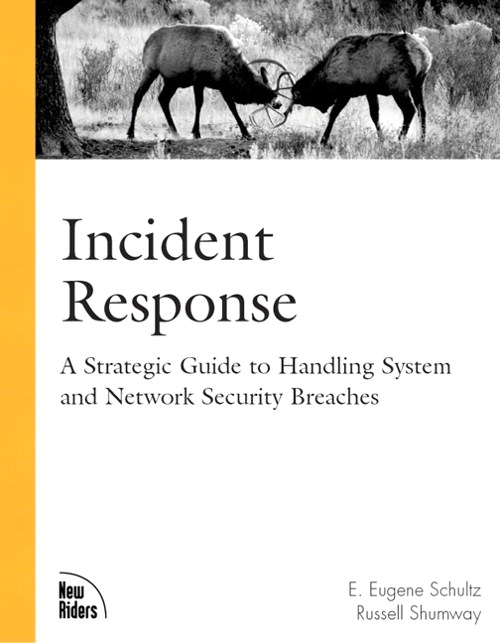 Incident Response: A Strategic Guide to Handling System and Network Security Breaches
