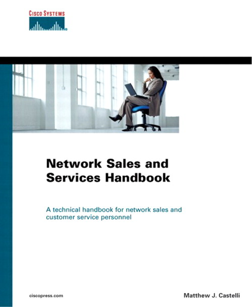 Network Sales and Services Handbook