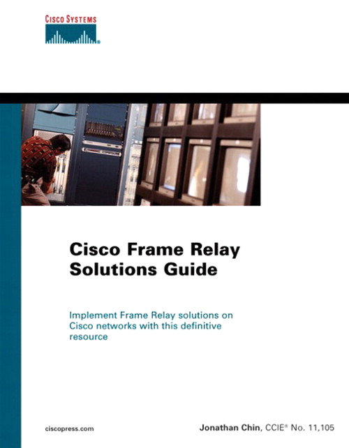 Cisco Frame Relay Solutions Guide